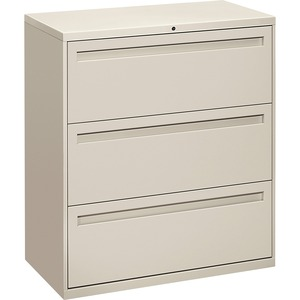 HON 700 Series Full-Pull Locking Lateral File HON783LQ