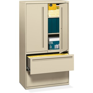 HON 700 Series Lateral File With Storage Case HON785LSL