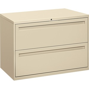 HON 700 Series Lateral File with Lock HON792LL