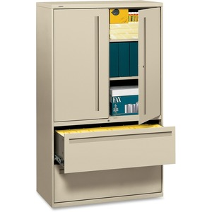 HON 700 Series Lateral File With Storage Case HON795LSL