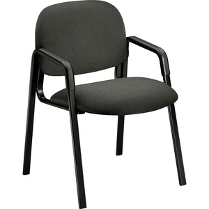 HON Solutions Seating 4003 Side-Arm Guest Chair HON4003AB12T