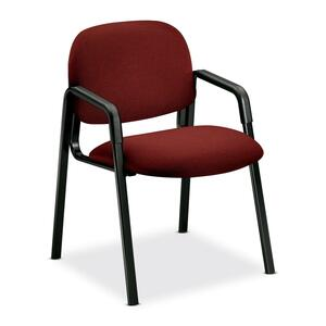 HON Solutions Seating 4003 Side-Arm Guest Chair HON4003AB62T