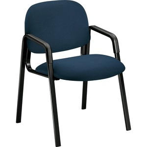 HON Solutions Seating 4003 Side-Arm Guest Chair HON4003AB90T