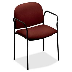 HON 4051 Multipurpose Stacking Chair With Arms HON4051AB62T