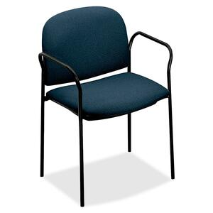 HON 4051 Multipurpose Stacking Chair With Arms HON4051AB90T