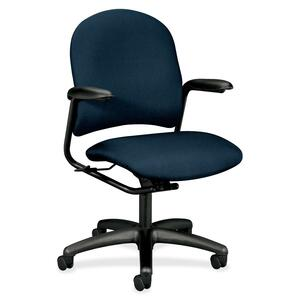 HON Alaris 4221 Managerial Mid-back Chair HON4221BK85T