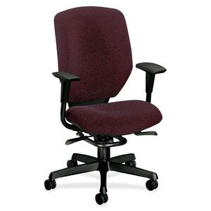 HON Resolution 6212 High-Back Swivel Chairs HON6212BW69T
