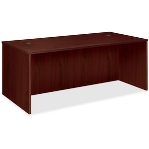 Basyx by HON BW Series Rectangular Top Desk Shell BSXBW2101NN
