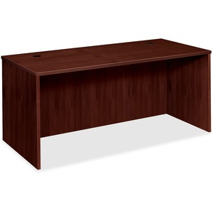 Basyx by HON BW Series Rectangular Top Desk Shell BSXBW2102NN