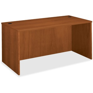 Basyx by HON BW Series Rectangular Top Desk Shell BSXBW2103HH