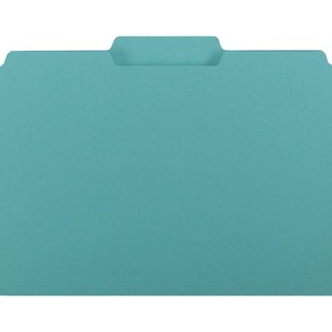 Smead 10235 Aqua Interior File Folders SMD10235