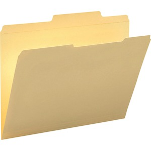Smead 10376 Manila File Folders with Reinforced Tab SMD10376