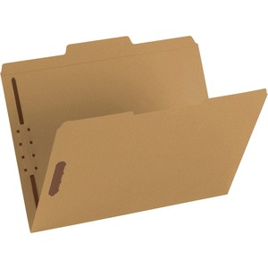 Smead 14837 Kraft Fastener File Folders SMD14837