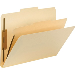 Smead 18700 Manila Classification File Folders SMD18700