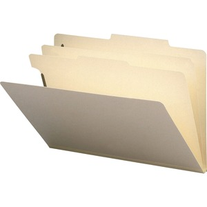 Smead 19000 Manila Classification File Folders SMD19000