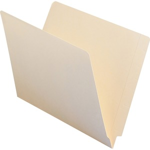 Smead 24110 Manila End Tab File Folders with Reinforced Tab SMD24110