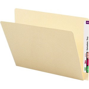Smead 24250 Manila End Tab File Folders with Extended Tab SMD24250
