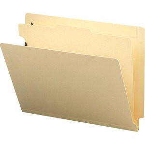 Smead 26825 Manila End Tab Classification File Folder SMD26825