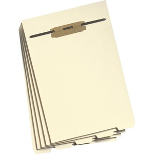 Smead 35600 Manila Folder Dividers with Fastener SMD35600