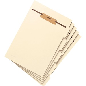 Smead 35605 Manila Folder Dividers with Fastener SMD35605