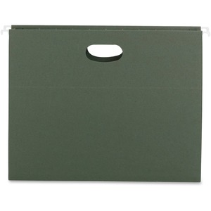 Smead 64218 Standard Green Hanging Pockets SMD64218