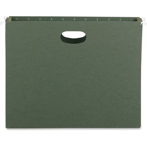Smead 64220 Standard Green Hanging Pockets SMD64220