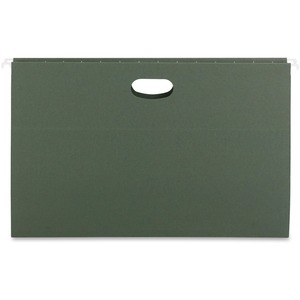 Smead 64318 Standard Green Hanging Pockets SMD64318