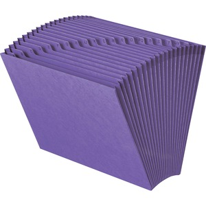 Smead 70721 Purple Colored Expanding Files SMD70721