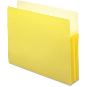Smead 73243 Yellow Colored File Pockets SMD73243