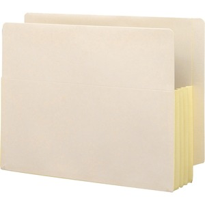 Smead 75164 Manila End Tab File Pockets with Reinforced Tab SMD75164