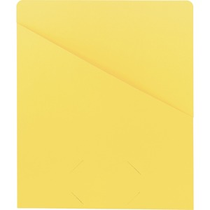 Smead 75434 Yellow Slash Jackets SMD75434