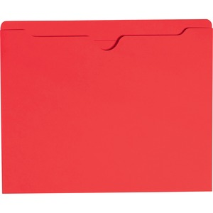 Smead 75509 Red Colored File Jackets SMD75509