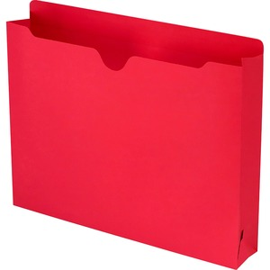 Smead 75569 Red Colored File Jackets SMD75569