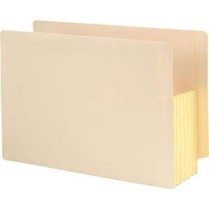 Smead 76174 Manila End Tab File Pockets with Reinforced Tab SMD76174