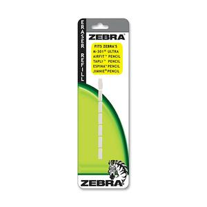 Zebra Pen Jimnie Mechanical Pencil Eraser Refill ZEB83711