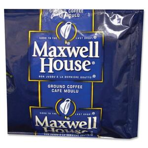 Maxwell House Pre-measured Coffee Pack KRF866150