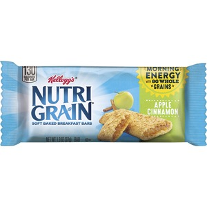 Nutri Grain Apple-Cinnamon Cereal Bars KEB35645