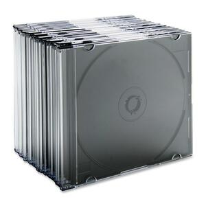 Compucessory Thin CD/DVD Jewel Case CCS55400