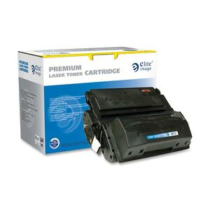 Elite Image Toner Cartridge - Remanufactured for HP - Black ELI75060