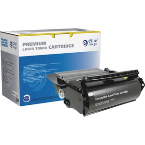 Elite Image Remanufactured Lexmark 12A5845 Toner Cartridge ELI75071
