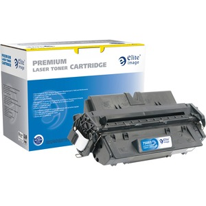 Elite Image Toner Cartridge - Remanufactured for Canon - Black ELI75091