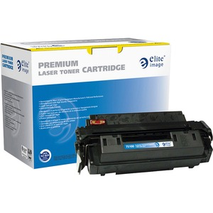 Elite Image Toner Cartridge - Remanufactured for HP - Black ELI75100