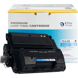 Elite Image Remanufactured HP 42X Laser Toner Cartridge ELI75116