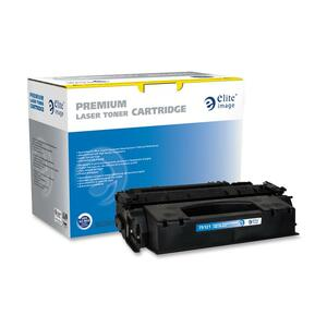 Elite Image Remanufactured HP 49X Laser Toner Cartridge ELI75121