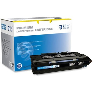 Elite Image Toner Cartridge - Remanufactured for HP - Black ELI75136