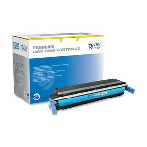 Elite Image Toner Cartridge - Remanufactured for HP - Cyan ELI75145