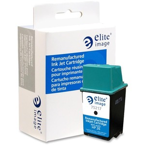 Elite Image Remanufactured HP 26 Inkjet Cartridge ELI75217