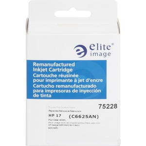 Elite Image Ink Cartridge - Remanufactured for HP - Color ELI75228