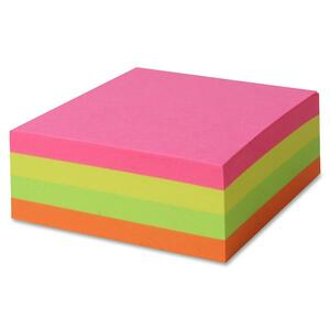 Sparco Convenient Memo Cube Sticky Notes SPR19805