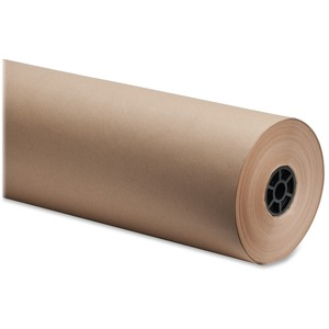 Sparco Bulk Kraft Wrapping Paper SPR24536